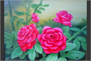 The Red Roses